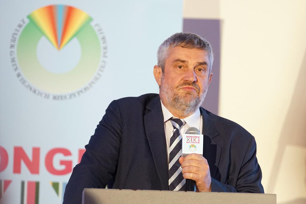 Wystąpienie Ministra J.K. Ardanowskiego na Kongresie Gmin Wiejskich