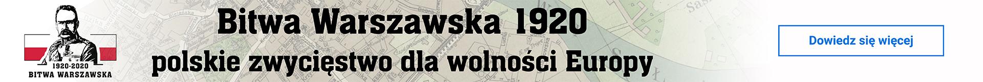 100. rocznica Bitwy Warszawskie