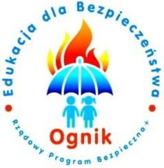 """Logo sali """"Ognik"""""""