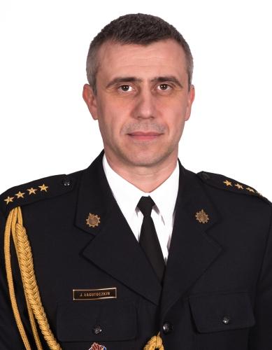 st. kpt. Jarosław ŁAGUTOCZKIN