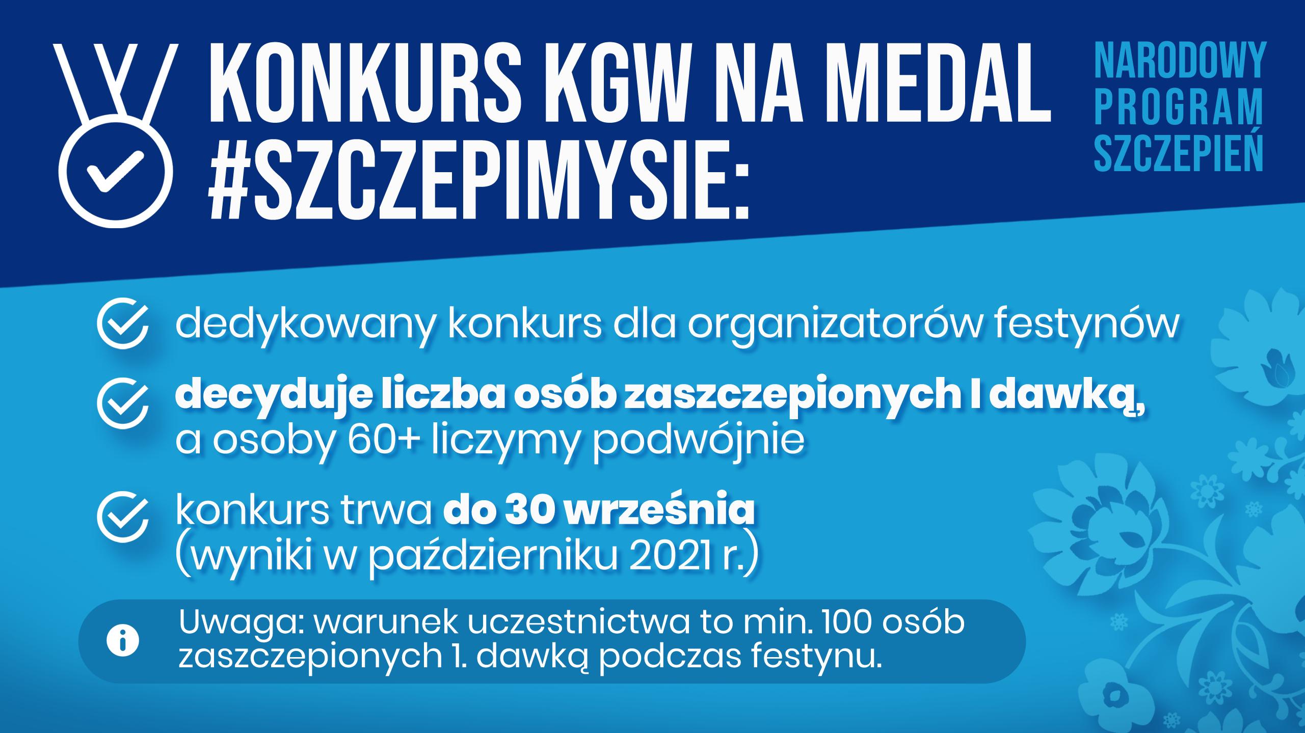 dedykowany konkurs kgw