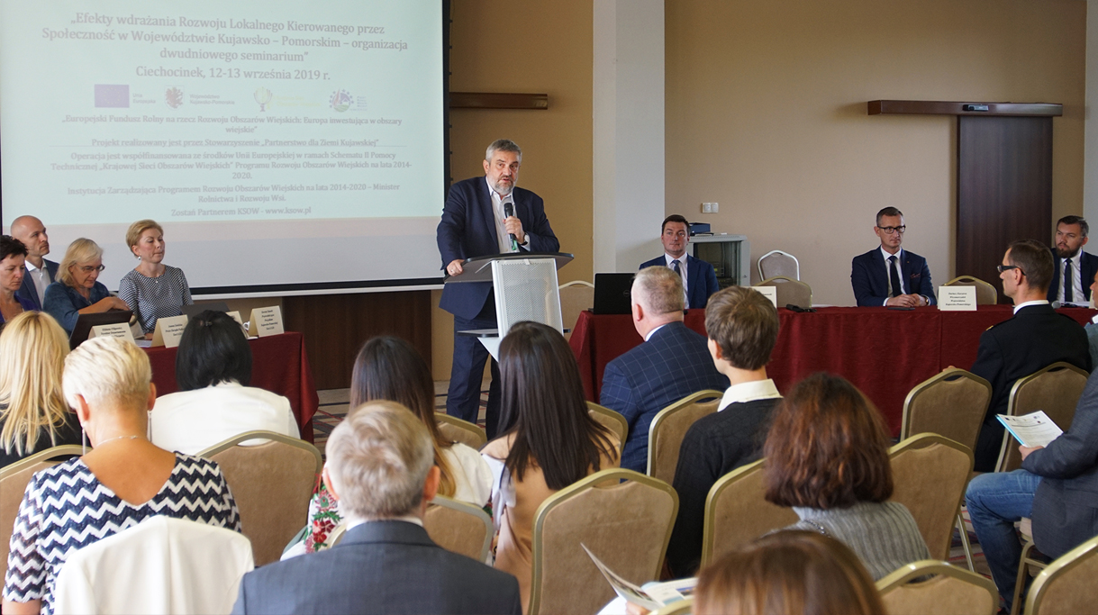 Wystąpienie Ministra Ardanowskiego na seminarium w Ciechocinku