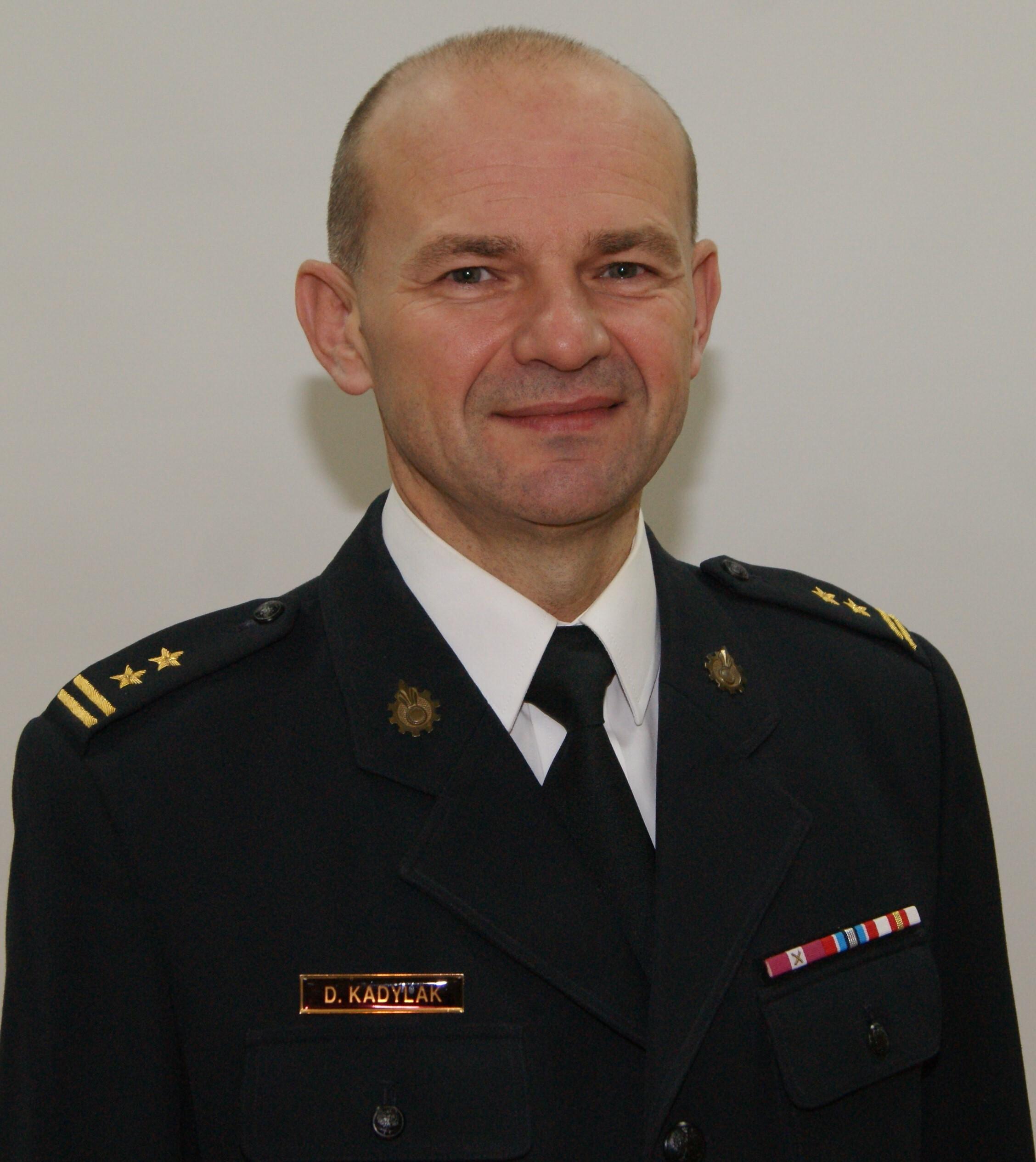 bryg. mag inż. Dariusz Kadylak
