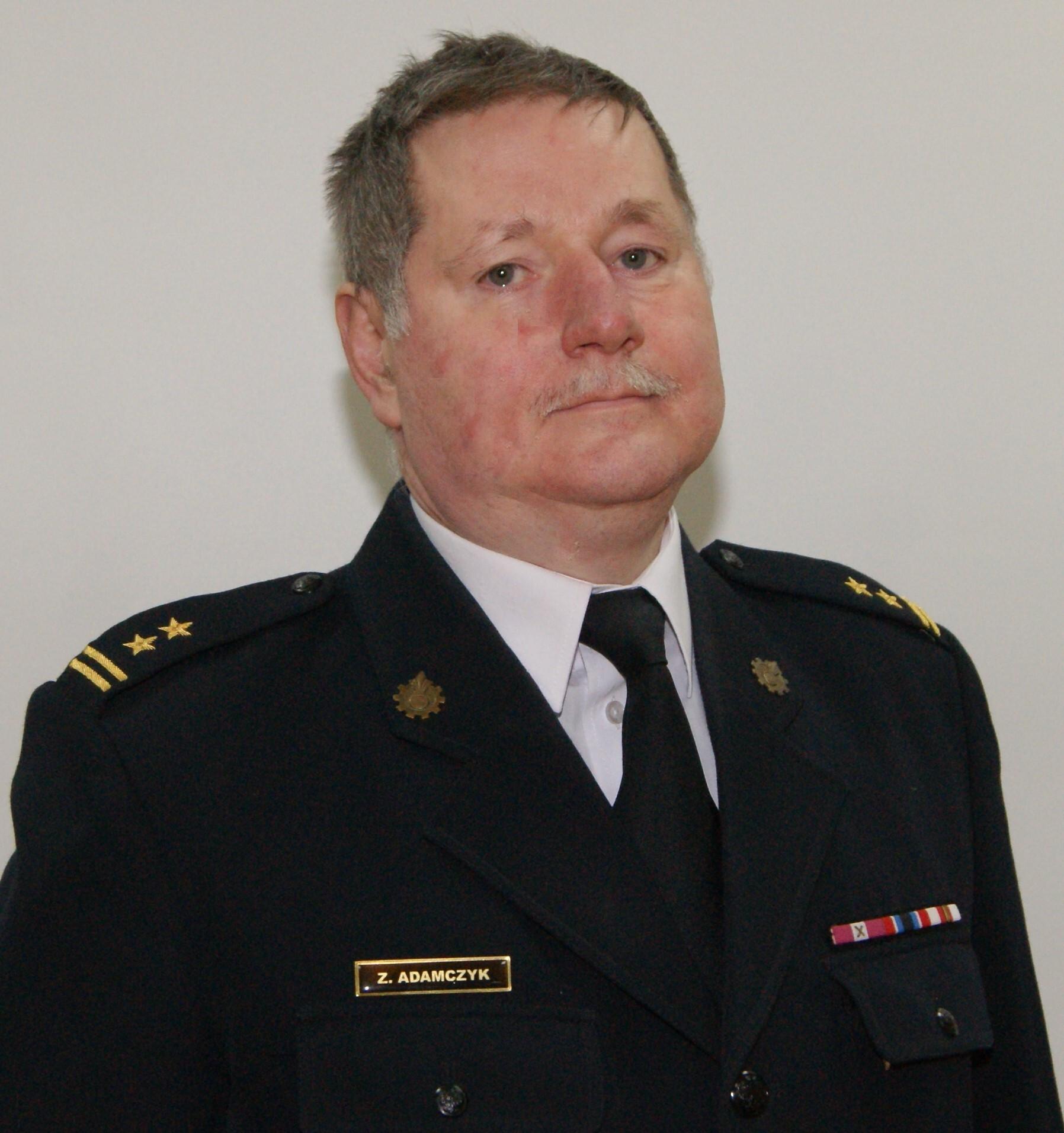 bryg. mgr inż. Zygmunt Adamczyk