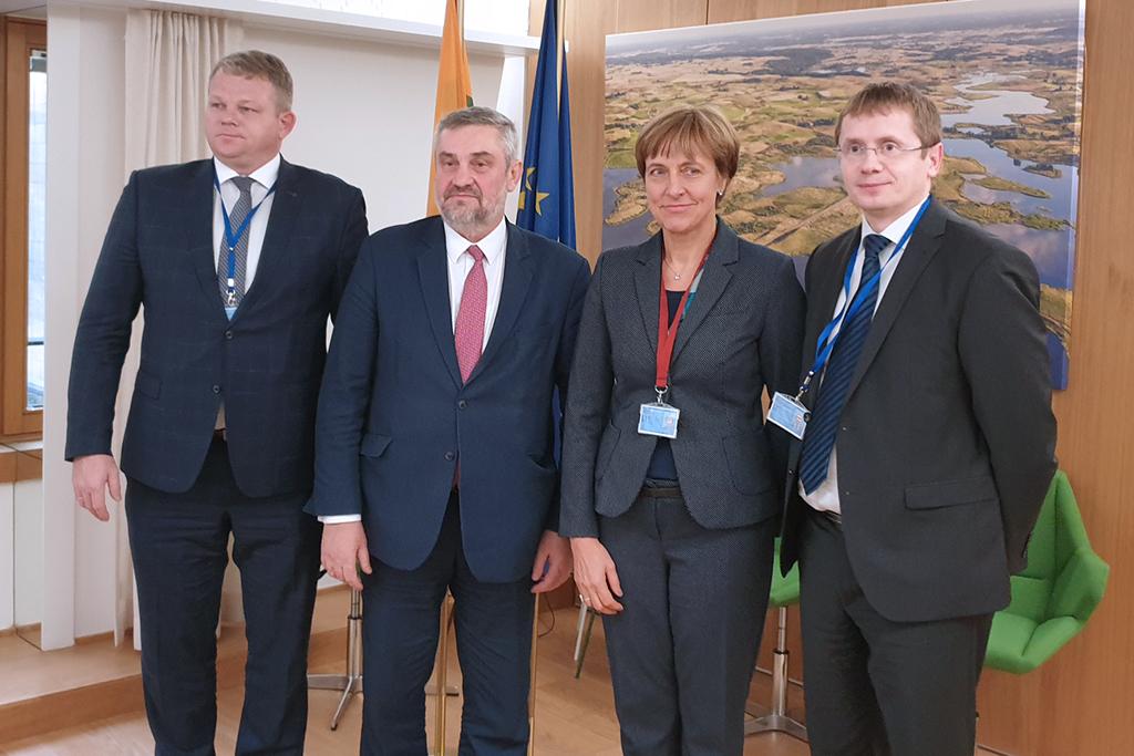 Ministrowie rolnictwa państw bałtyckich