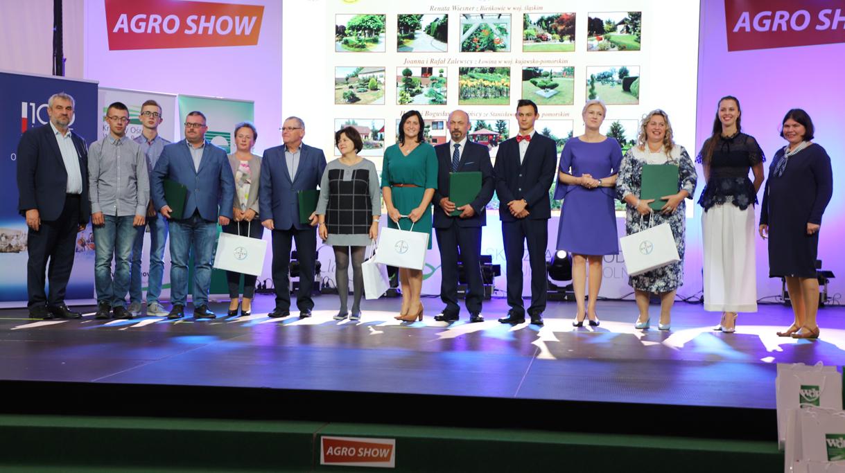 Wręczenie nagród laureatom konkursu Bezpieczne Gospodarstwo Rolne