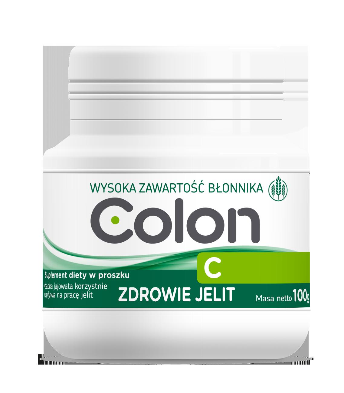 Colon C zdrowie jelit 100g