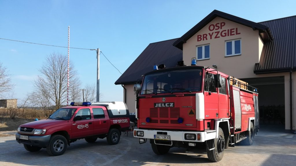 OSP Bryzgiel