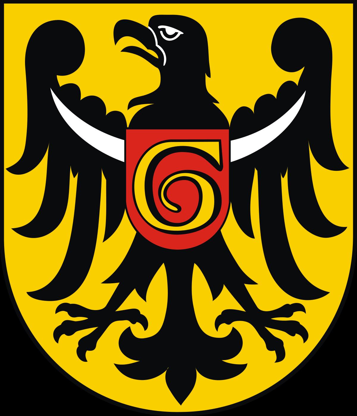 Herb powiatu głogowskiego