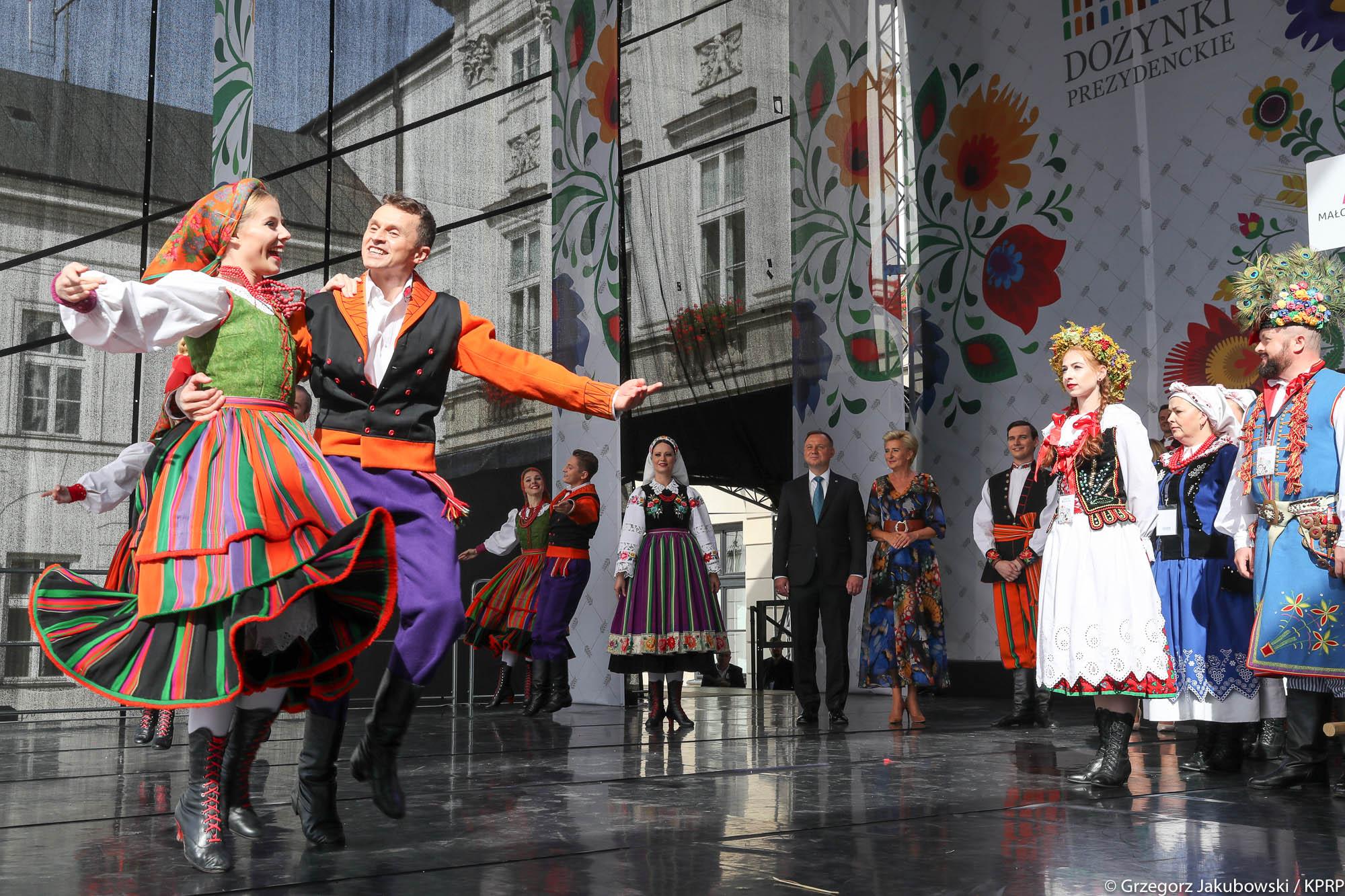 Ceremoniał otańczenia Pary Prezydenckiej