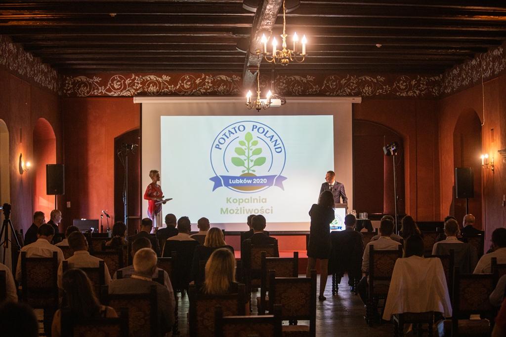 Uroczysta Gala - XXVII Krajowe Dni Ziemniaka Potato Poland 2020