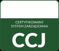 znak certyfikacji CCJ