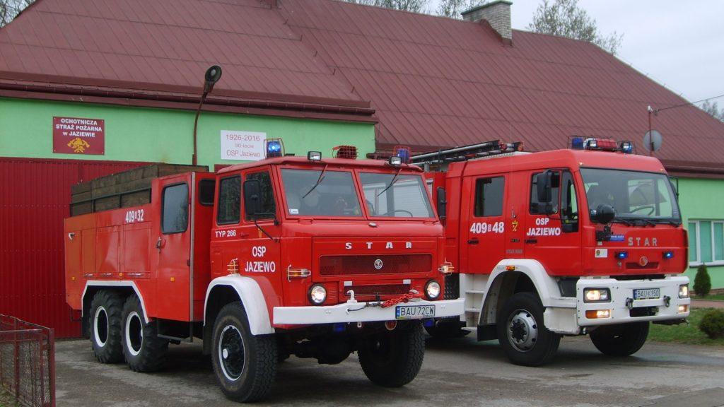 OSP Jaziewo