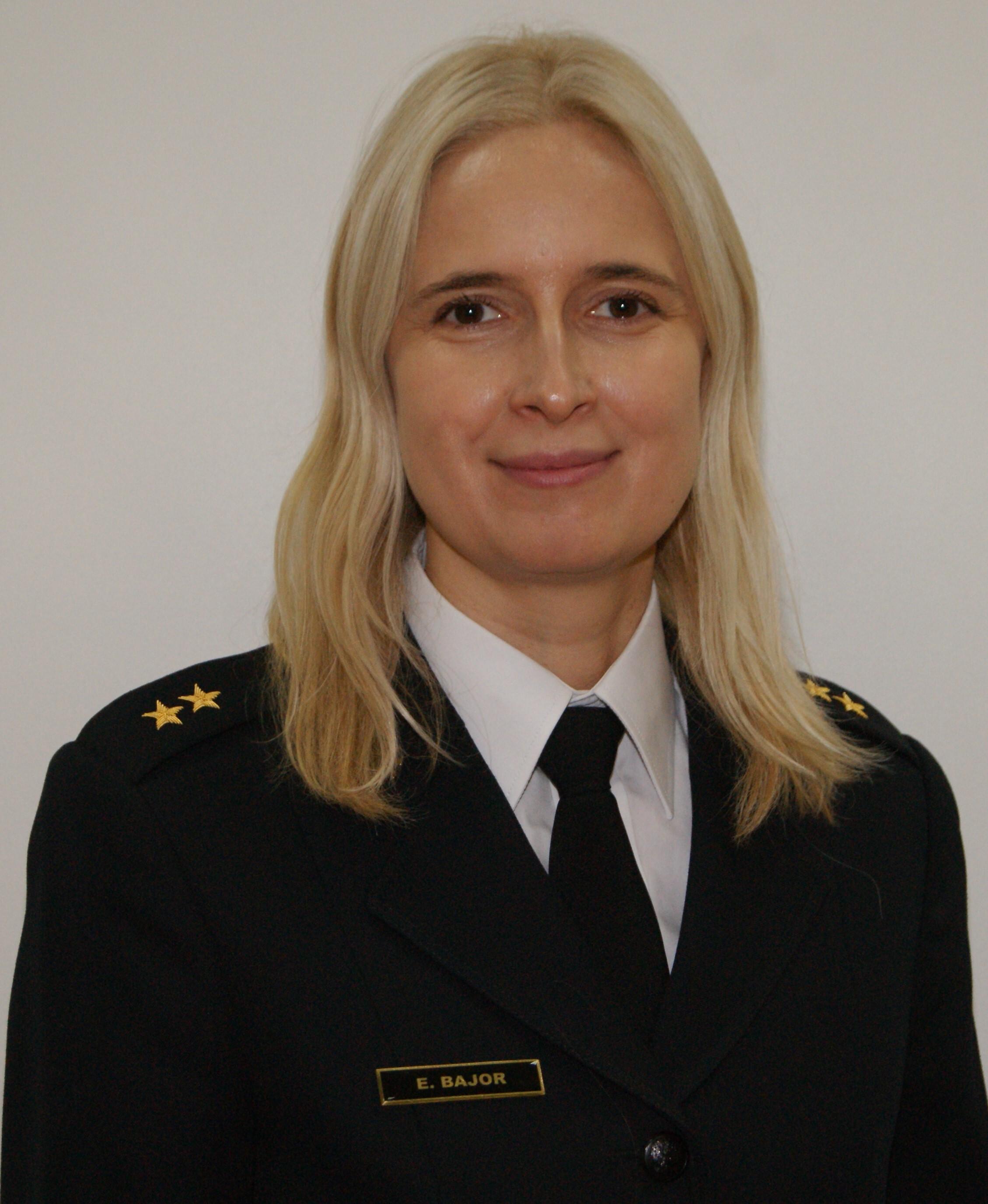 mł. kpt. mgr Ewa Bajor