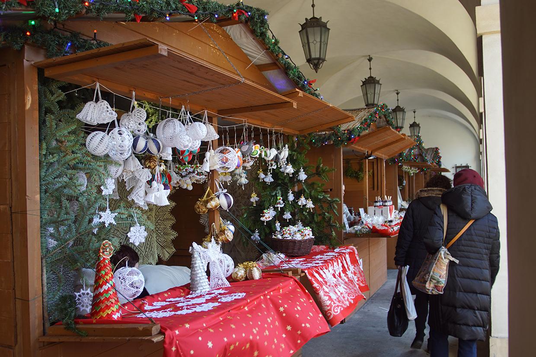 Jarmark Świąteczny z polską żywnością i rękodziełem