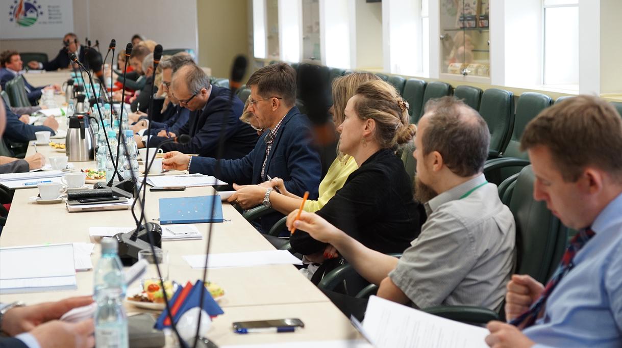 Spotkanie dotyczące narzędzi zarządzania ryzykiem w Planie Strategicznym WPR