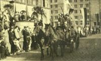 Defilada 1950 rok