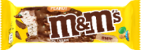 M&M's peanut ice cream stick 62g - single