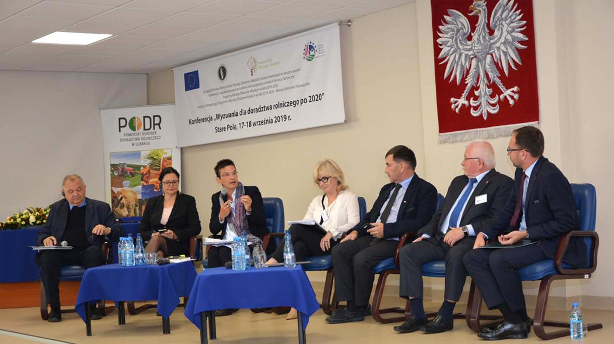 Konferencja w Starym Polu