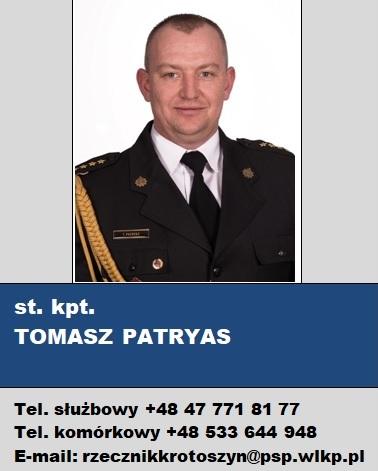 Oficer prasowy