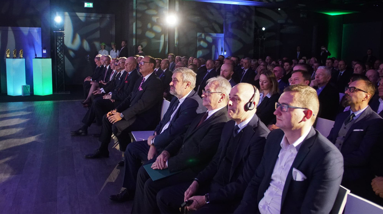 Minister J. K. Ardanowski wśród innych gości jubileuszowych obchodów 25 lecia współpracy Toruń-Pacyfic z Nestle i General Mills
