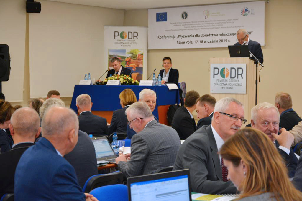 Wystąpienie podsekretarza stanu Ryszarda Zarudzkiego podczas konferencji