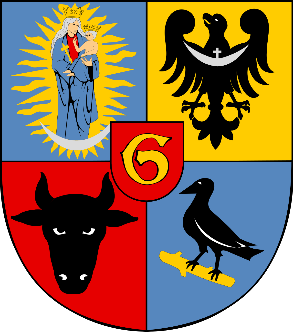Herb miasta Głogowa