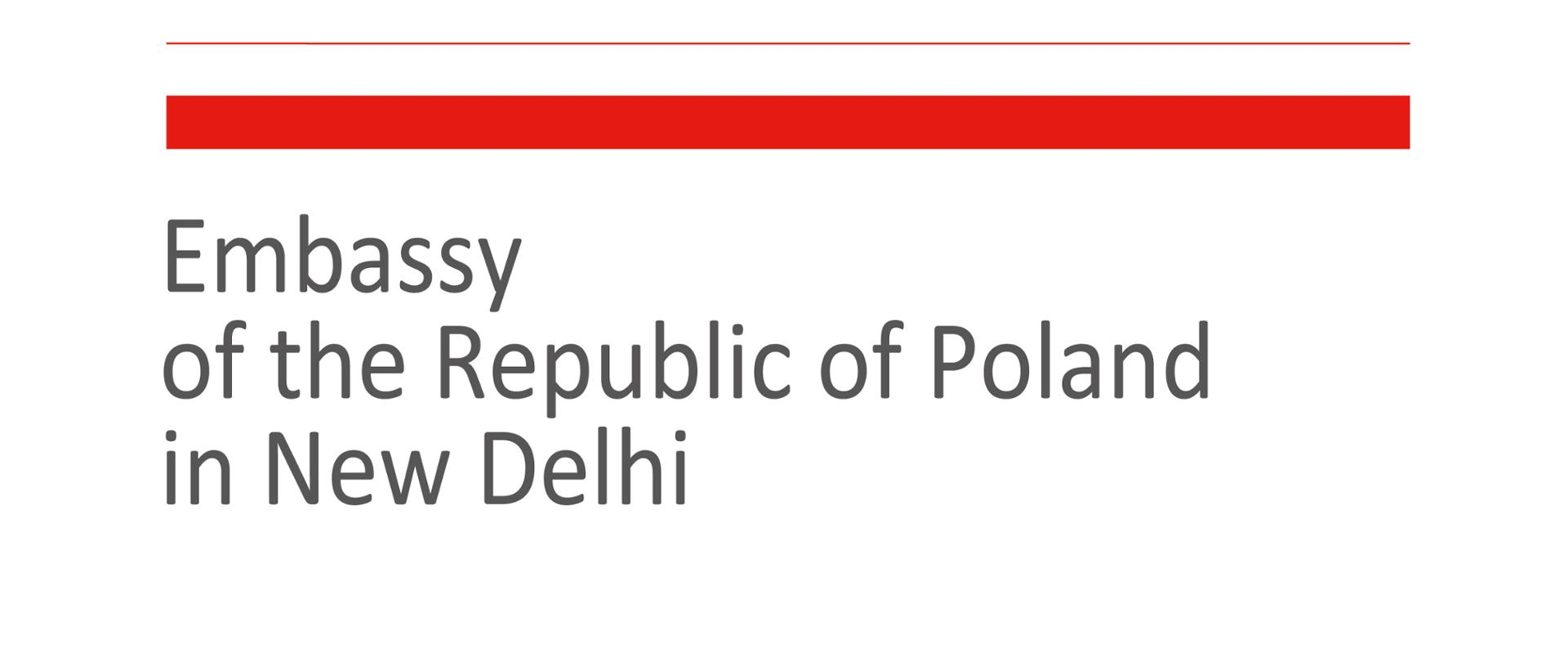 Embassy of Poland in New Delhi