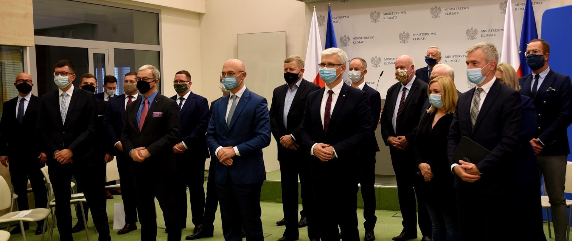 Podpisano list intencyjny na rzecz rozwoju sektora biogazu i biometanu w Polsce