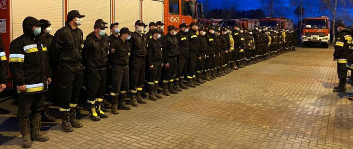 Kłodzko: Powołano nowego zastępcę komendanta straży pożarnej