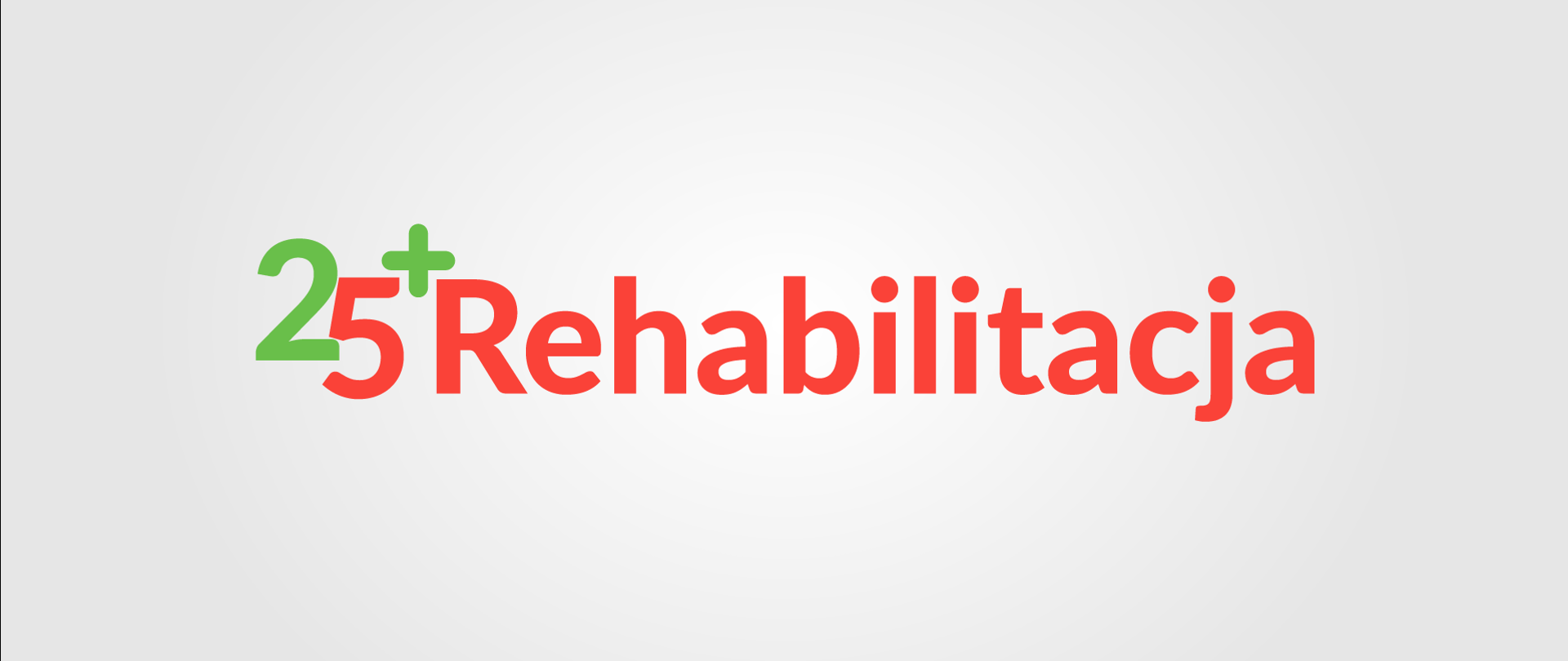 Logo programu 25+ Rehabilitacja