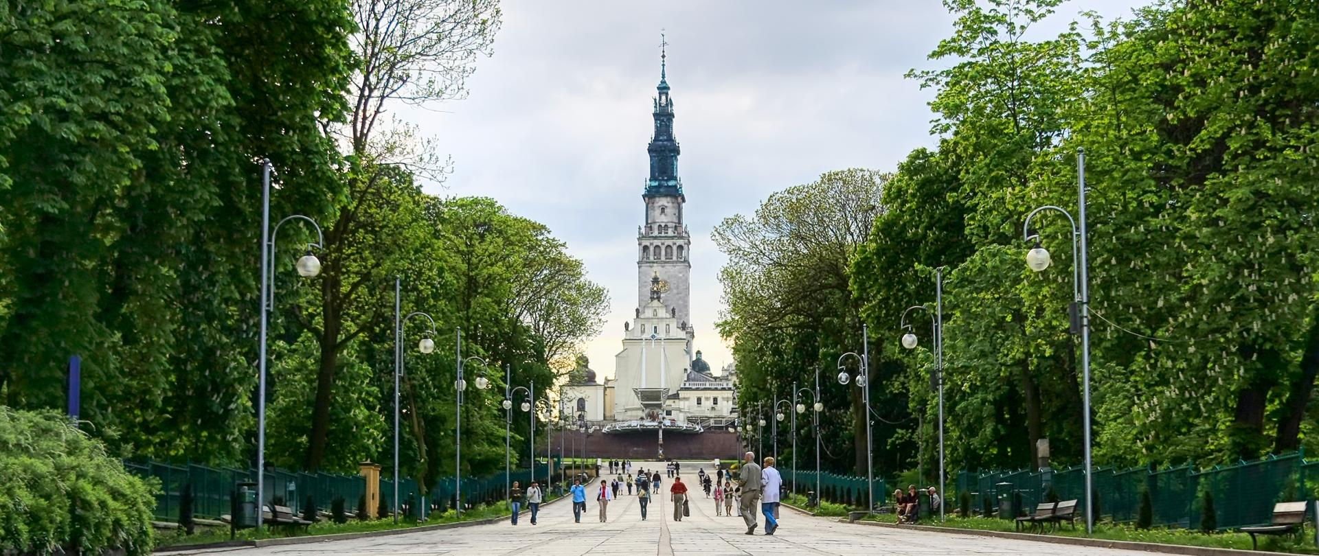 Sanctuary in Czestochowa, Poland