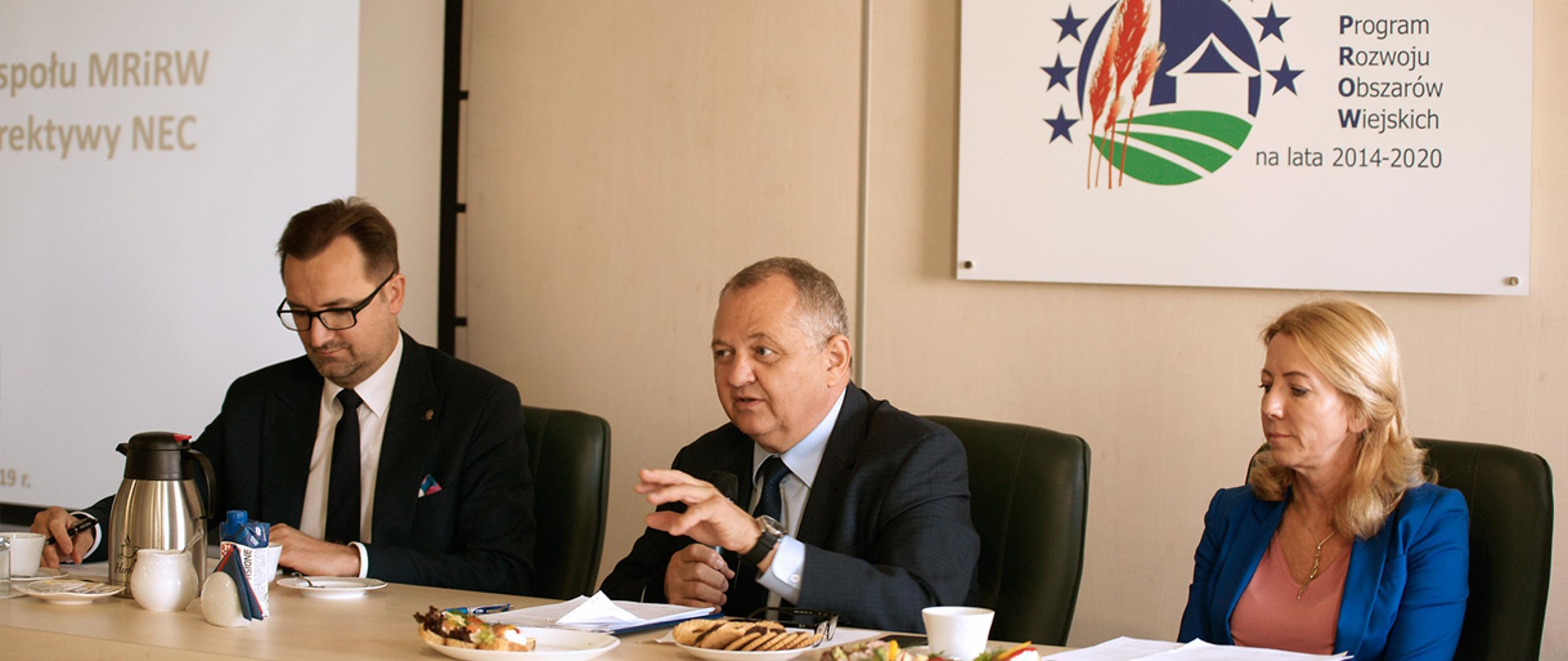 Zakończenie prac Zespołu ds. wdrażania dyrektywy NEC