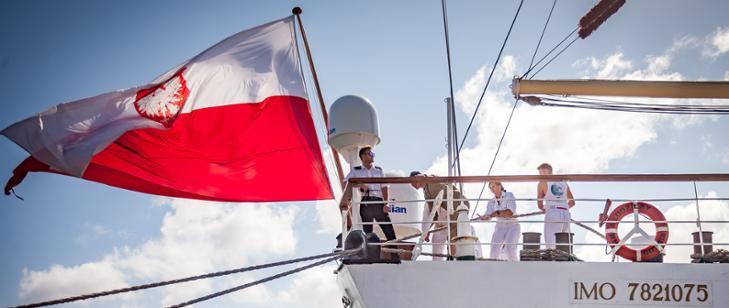 Polscy marynarze zwolnieni z podatku dochodowego