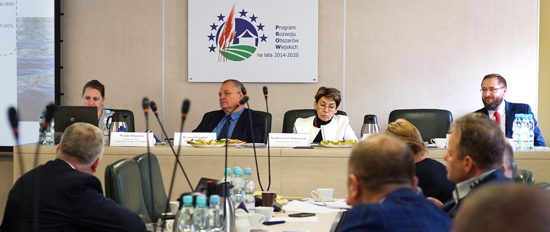 Programowanie rozwoju obszarów wiejskich ze środków europejskich w perspektywie 2021-2027