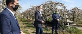 Konferencja prasowa Prezydenta A. Dudy i ministra J. K. Ardanowskiego