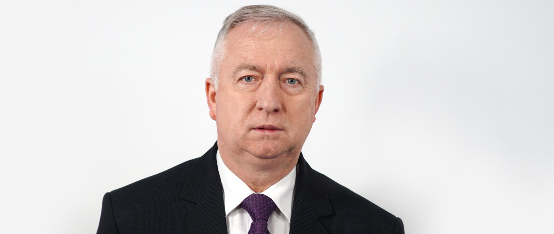 Podsekretarz_Ryszard Kamiński