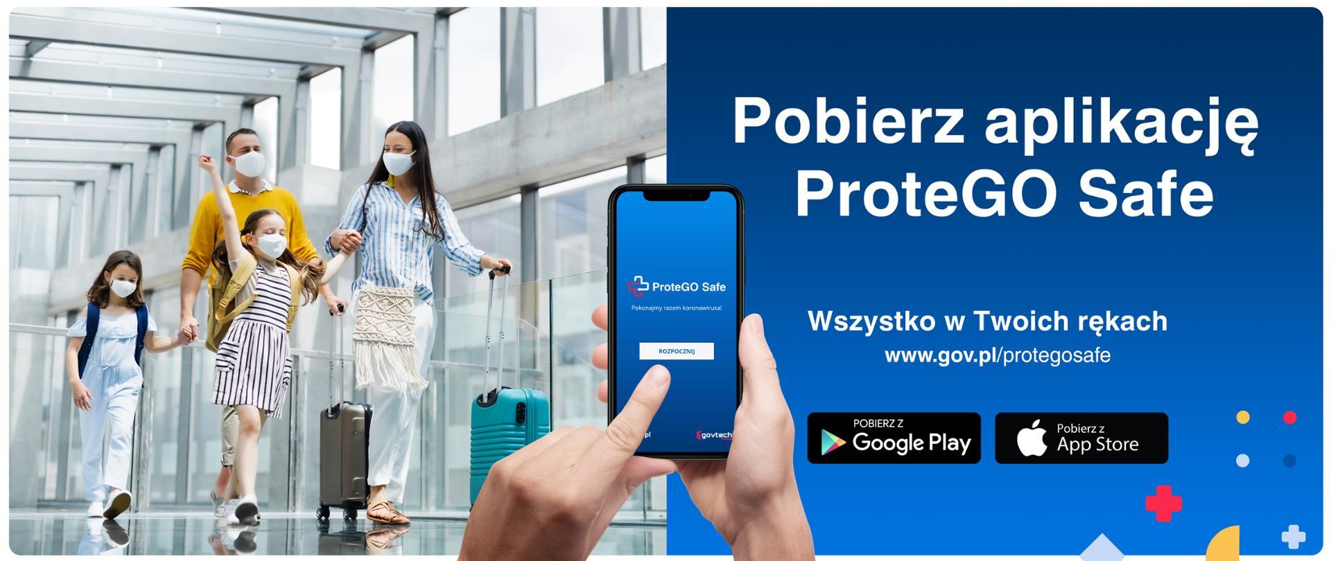 Z ProteGO Safe bezpiecznie po Unii Europejskiej - Ministerstwo Cyfryzacji -  Portal Gov.pl