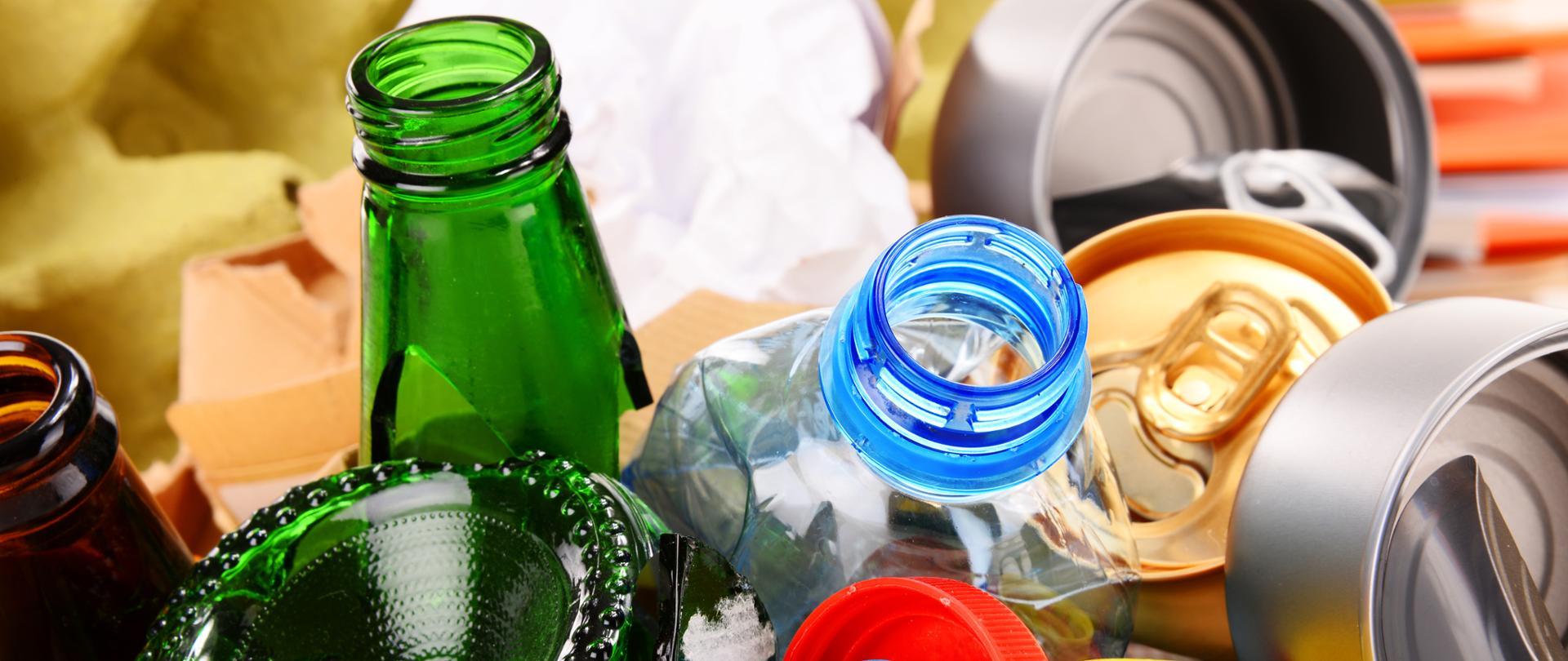 Zmiana sposobu obliczania poziomów recyklingu odpadów