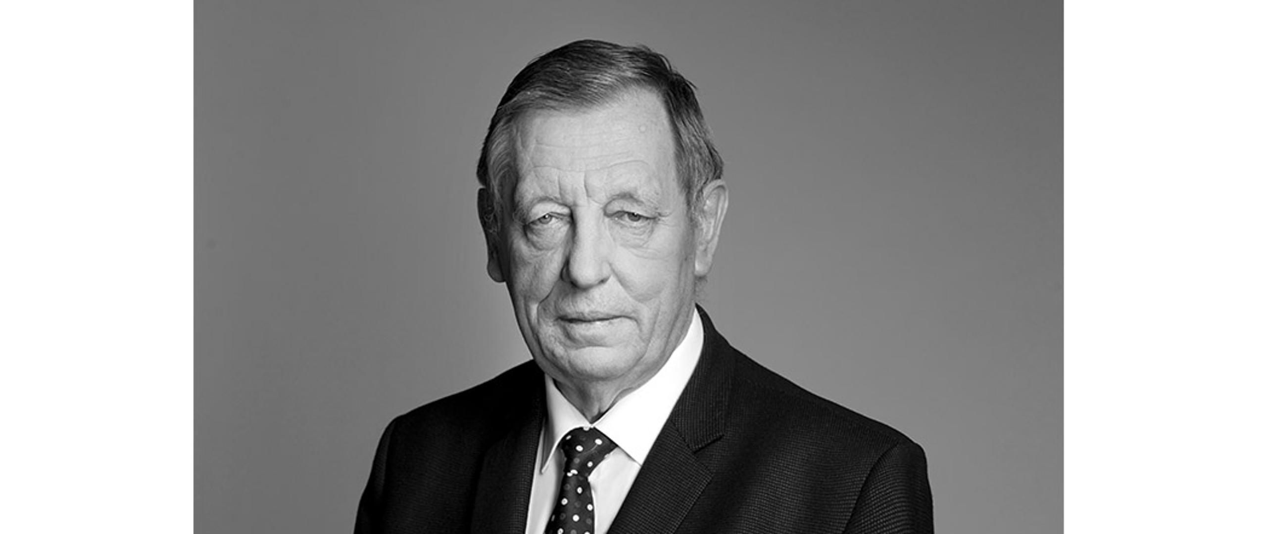 śp. prof. Jan Szyszko