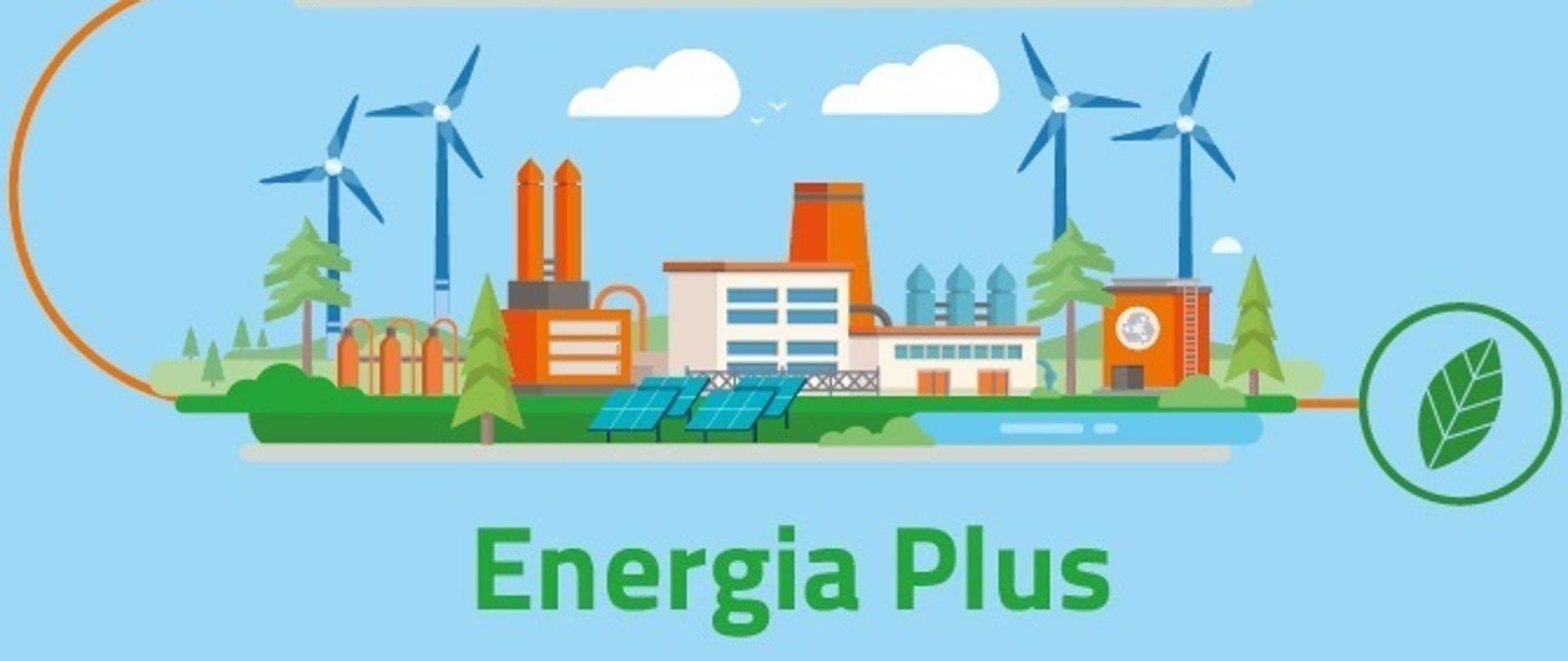 """W zmienionym programie """"Energia Plus"""" na przedsiębiorców czeka 1,3 mld zł"""