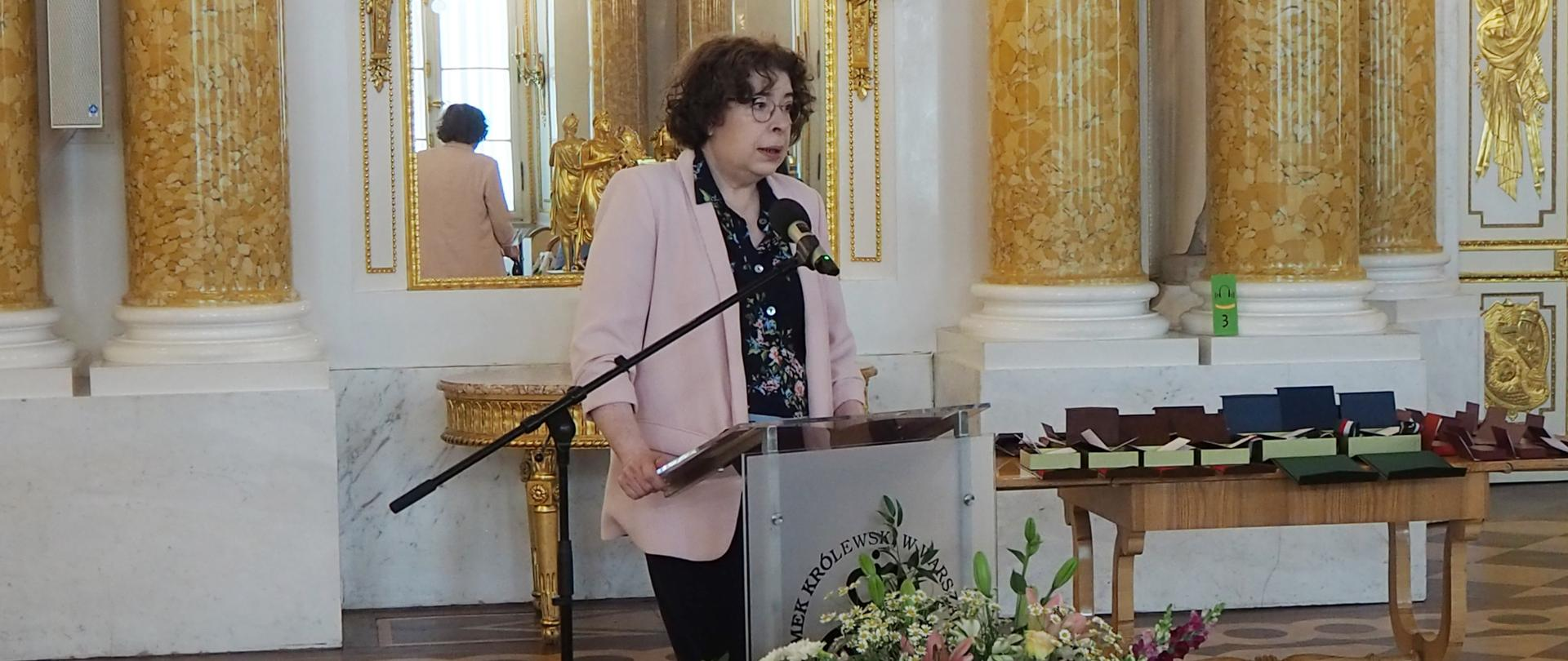 Odznaczenia dla nauczycieli i pracowników szkół artystycznych wręczone, fot. Jerzy Olszewski