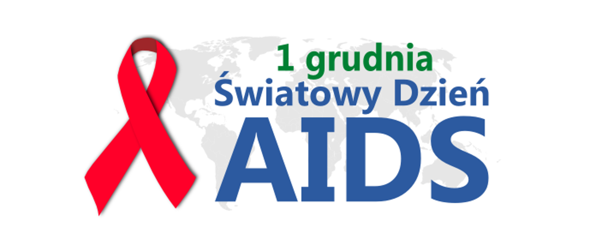 1 grudnia - Światowy Dzień AIDS