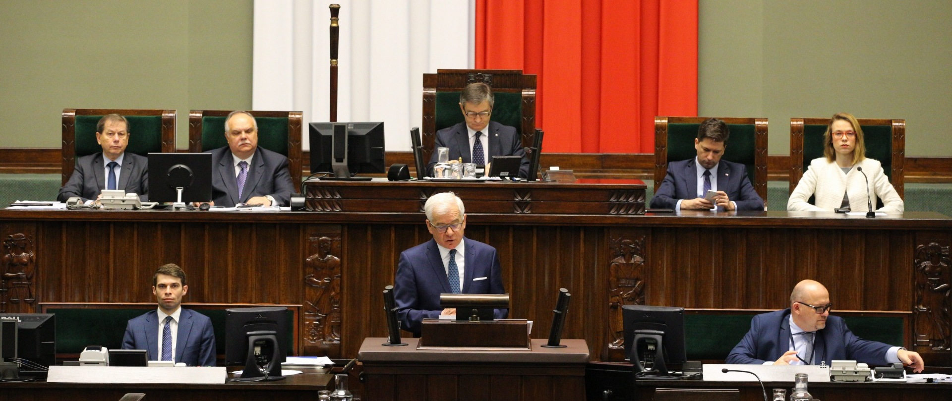 Annual speech of Foreign Minister Jacek Czaputowicz in Parliament 2019