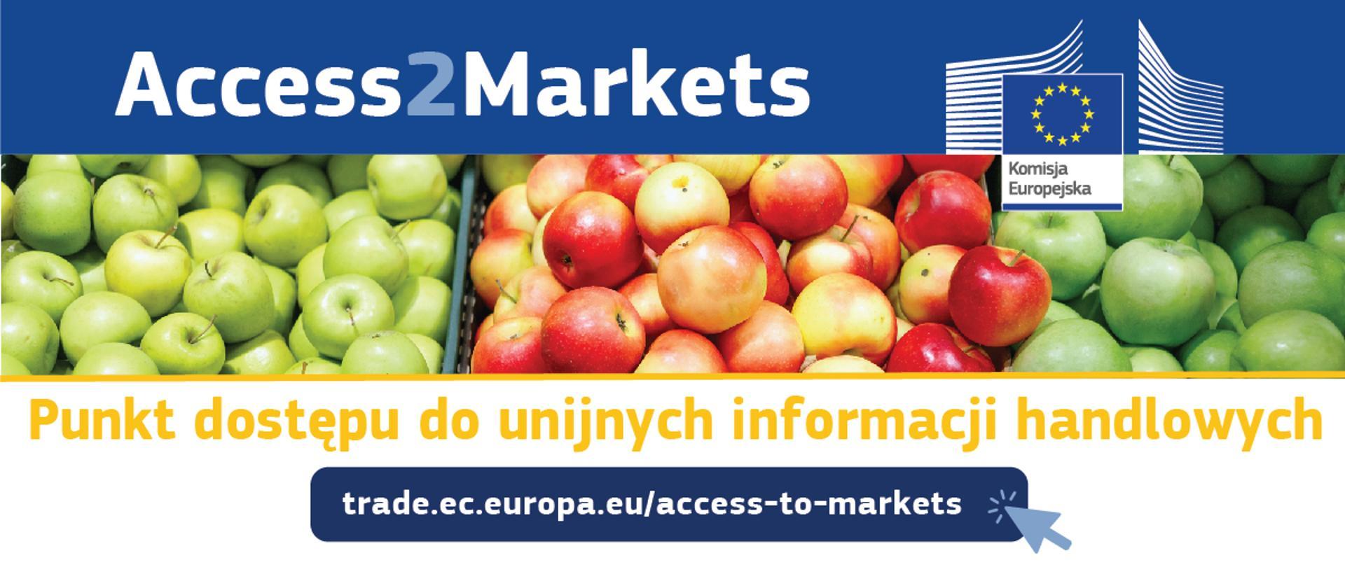 Komisja Europejska uruchamia portal Access2Markets, aby wspierać firmy w handlu międzynarodowym