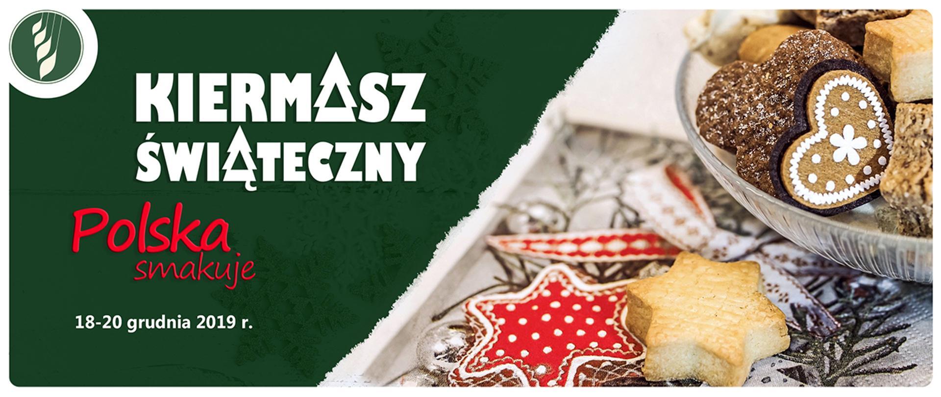 """Kiermasz Świąteczny pod hasłem """"Polska Smakuje"""""""
