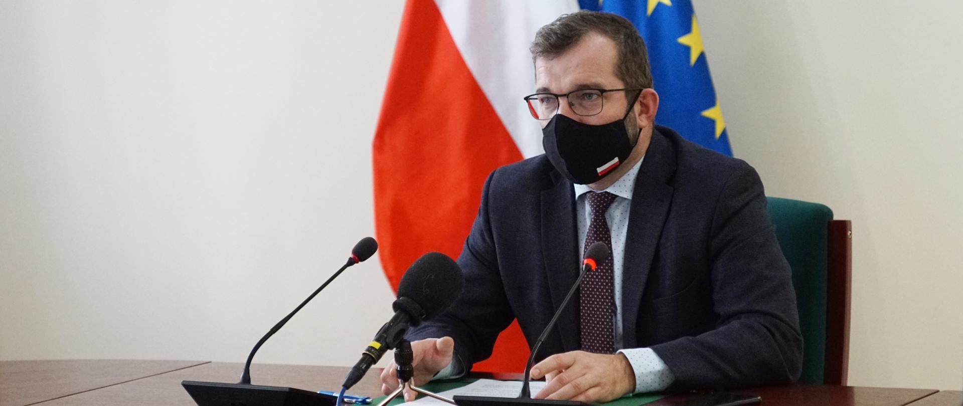 Ministerstwo jest otwarte na dialog z rolnikami