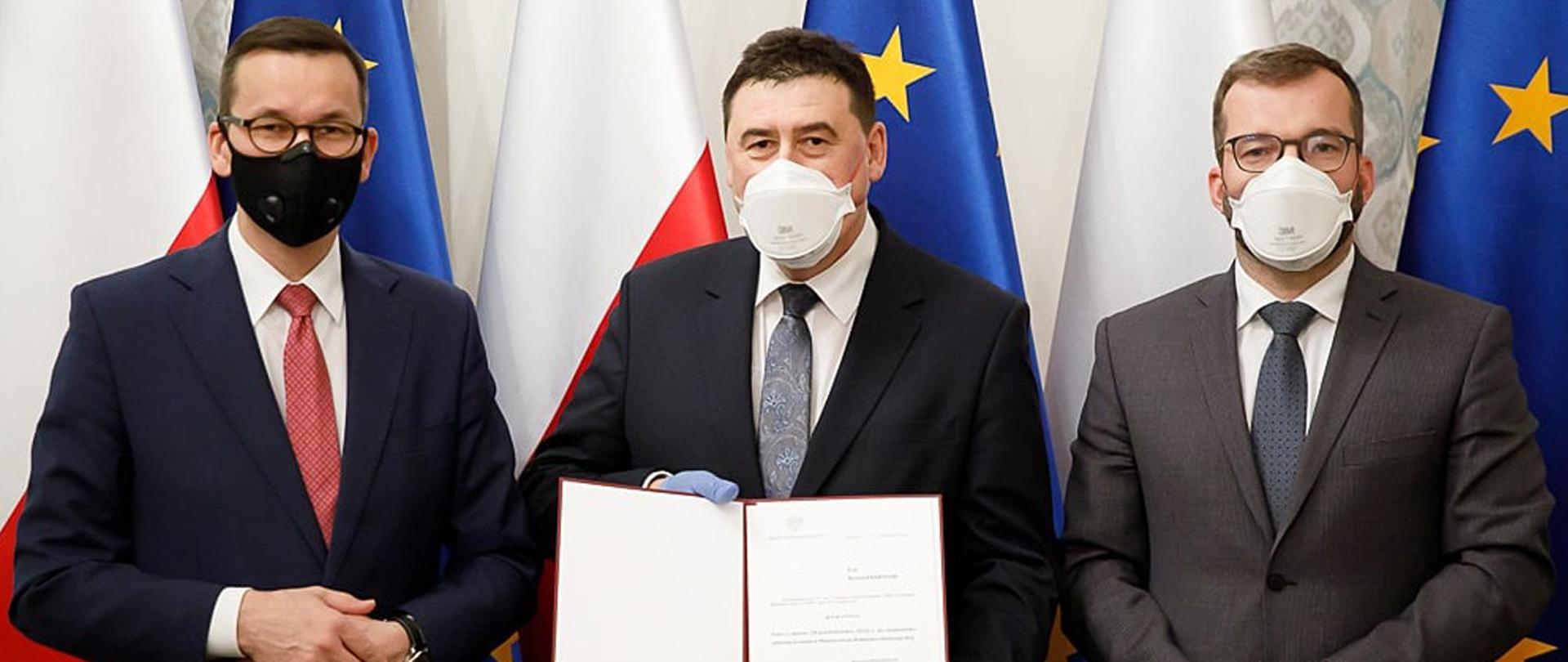 Ryszard Bartosik sekretarzem stanu w MRiRW