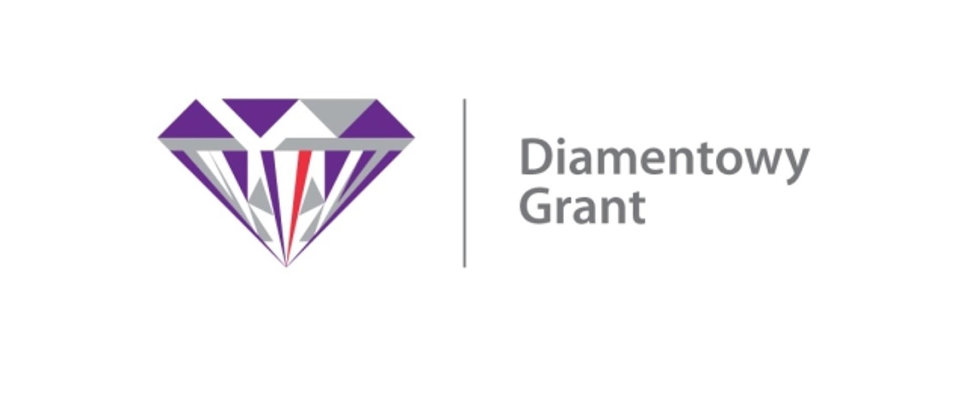 Logo Diamentowy Grant