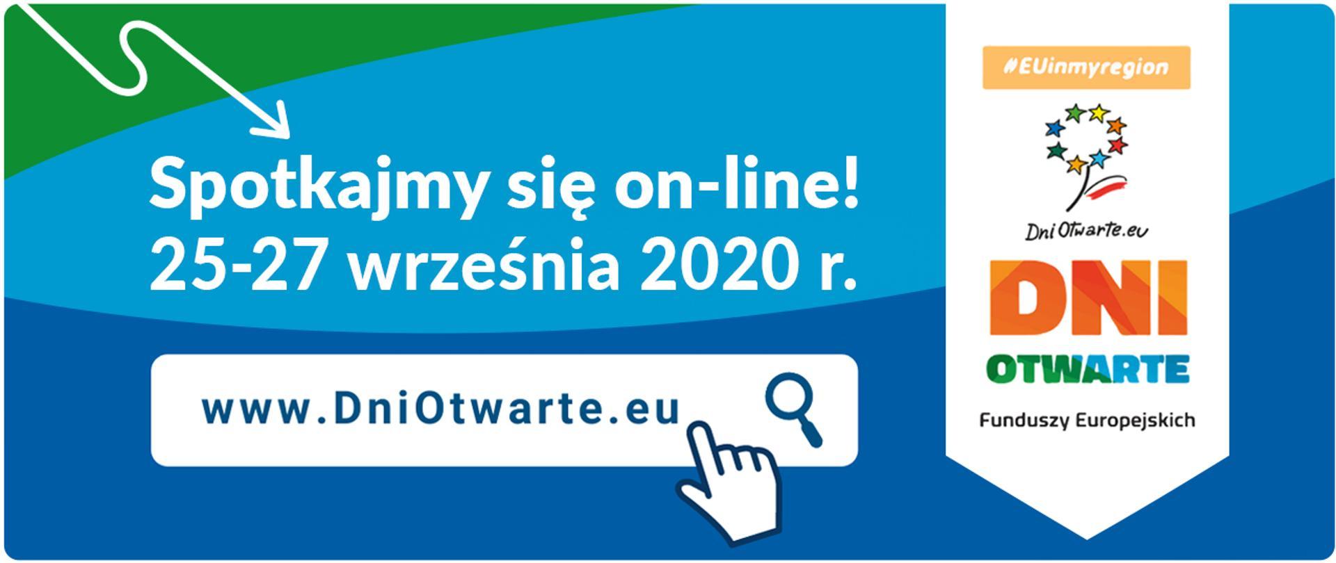 Dni Otwarte Funduszy Europejskich 2020
